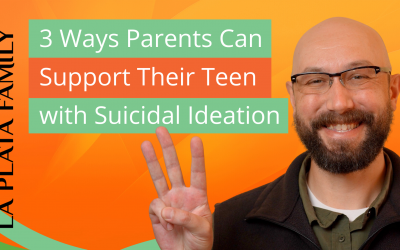 3 Ways Parents Can Support Their Teen with Suicidal Ideation