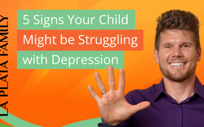 5 Signs Your Child Might Be Struggling with Depression